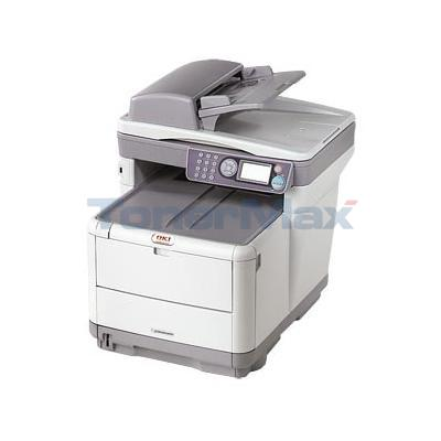 Okidata MC-360 MFP